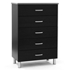 Cosmos Modern Chest with 5 Drawers