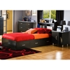 Cosmos 3 Piece Bedroom Set with Twin Mate's Bed