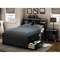 Cosmos Full Captain's Bed with Nightstands - SS-3127-CPB-3PC