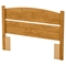 Libra Full Headboard - Country Pine - SS-3132091