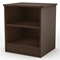 Libra Chocolate Twin Bed, Nightstand, and Chest Set - SS-3159-3PC-KIDS