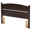 Libra Full Headboard - Chocolate
