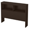 Libra Twin Bookcase Headboard - Chocolate - SS-3159098