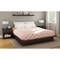 Step One King Platform Bed with Mouldings - Chocolate - SS-3159248