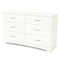 Step One 4 Piece Storage Bedroom Set - SS-3160-4PC