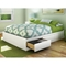 Step One Contemporary Full Mate's Bed - SS-3160211