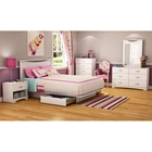 Step One 4 Piece Storage Bedroom Set