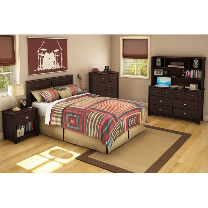 Willow Transitional Chest in Havana Brown - SS-3339034