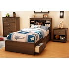 Willow Twin Mates Bed, Chest, and Nightstand Set