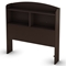 Logik Storage Headboard in Chocolate - SS-3359098