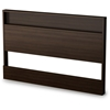 Holland Mocha Contemporary Headboard