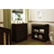 Peek-a-boo Changing Table - Espresso - SS-3559334