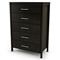 Gravity Modern 5-Drawer Chest - SS-3577035