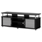 City Life TV Stand - Pure Black - SS-4270677