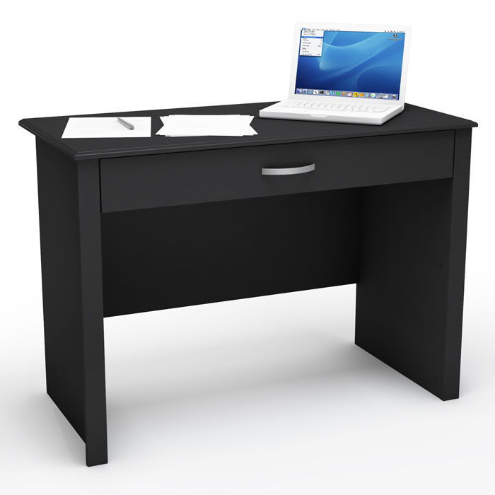 Work ID Black Office Desk - SS-7070795