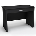 Work ID Black Office Desk