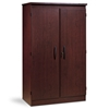 Morgan 2-Door Cabinet in Royal Cherry