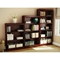 Axess 4-Shelf Bookcase in Royal Cherry - SS-7246767C