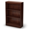 Axess 3-Shelf Bookcase in Royal Cherry - SS-7246766C