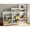 Axess White Bookcase with 4 Open Shelves - SS-7250767C