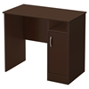 Axess Small Desk - Chocolate
