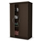 Morgan Chocolate Brown Floor Cabinet - SS-7259970