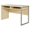 Interface Office Desk - Natural Maple