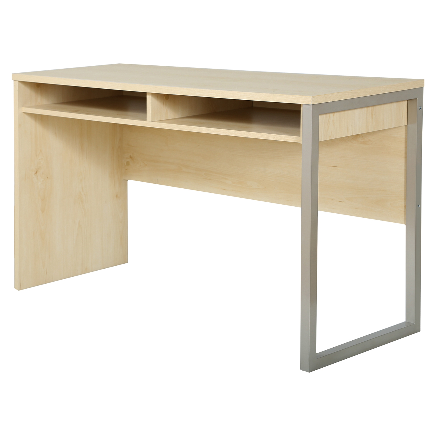 Interface Office Desk - Natural Maple - SS-7324070