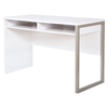 Interface Office Desk - Pure White