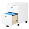 Interface Mobile File Cabinet - 2 Drawers, Pure White - SS-7350691