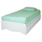 2 Piece Twin Duvet Cover - Turquoise - SS-8050121