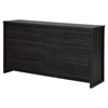 Tao 6 Drawers Double Dresser - Gray Oak