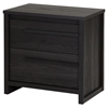 Tao 2 Drawers Nightstand - Gray Oak