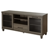 Adrian TV Stand - Gray Maple