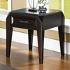 Wellington Dark Cherry End Table / Night Table