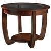 London Wood End Table