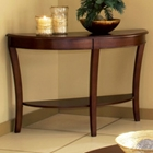 Troy Sofa Table in Cherry