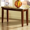 Montibello Marble Top Sofa Table