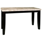 Monarch Marble Top Sofa Table