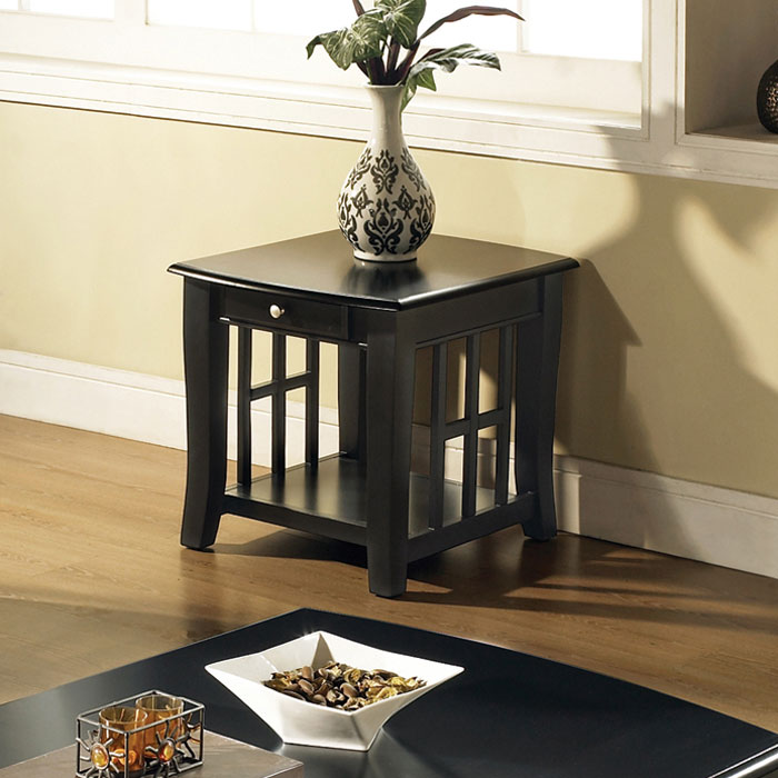 Cassidy End Table with Drawer - SSC-HA250E