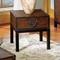 Voyage End Table in Antique Cherry - SSC-VY200E