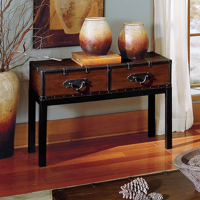Voyage Antique Cherry Sofa Table - SSC-VY200S