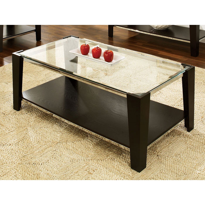Newman Contemporary Cocktail Table