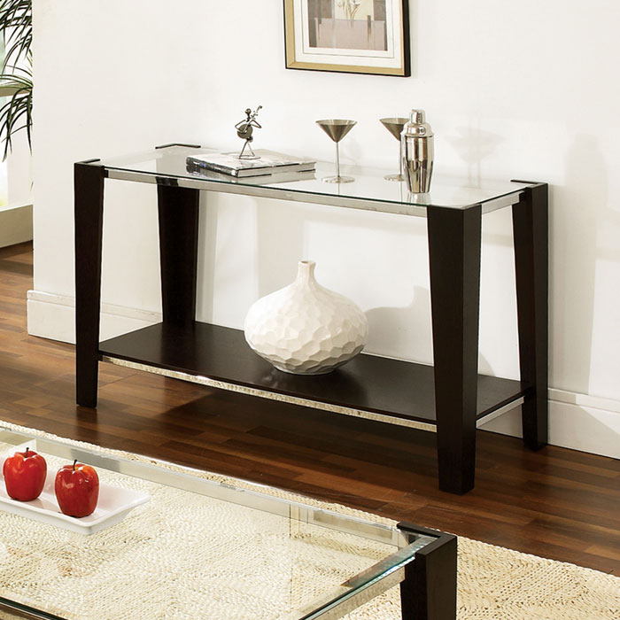 Newman Contemporary Sofa Table - SSC-NW100ST-NW100SB
