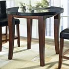 Granite Bello Round Top Counter Height Table