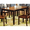 Abaco Two Toned Dining Table with Butterfly Leaf