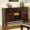Victoria Wood Server in Mango Finish