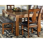Lakewood Extending Dining Table in Cherry Finish