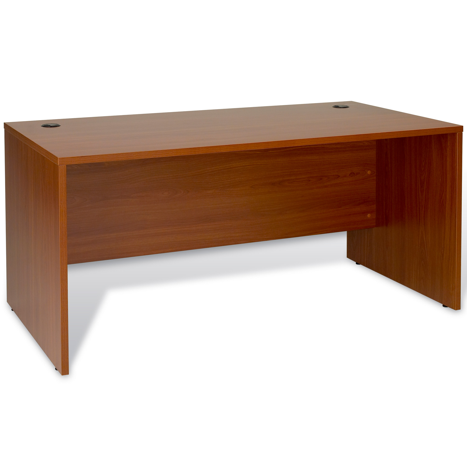 Pro X 63'' Manager's Desk - Modesty Panel, Cherry