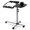 Adjustable Laptop Stand - Silver, Black - UNIQ-X202-BLK